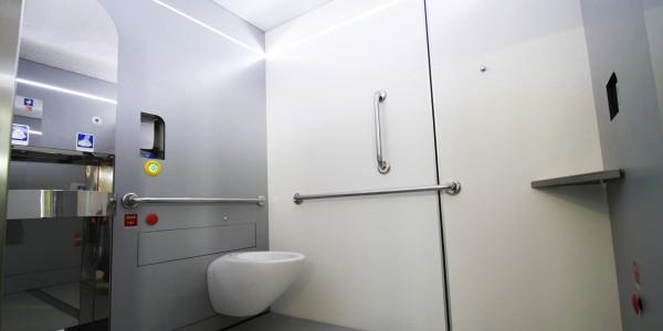 TWAW inside toilet